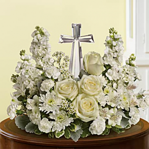 Divine Peace One-Sided in Falls Church, VA | Geno's Flowers