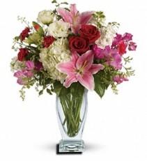 Divine Valentine Vase