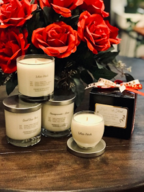 DK Decor Candle gift
