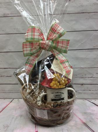 Dog Lovers Gift Basket Gift Basket