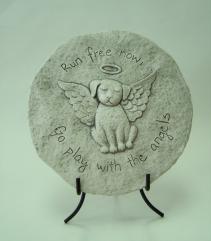 Dog Memory Stone Memorial Stone