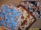 Dog Pot Holders
