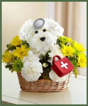 Doggie Howser M.D. A Customer Favorite! in Arlington, TX | Erinn's Creations Florist