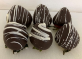 Don't forget to add on Chocolate Dipped Strawberries to your Order!