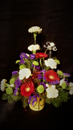 Don't worry Be Happy mixed arrangement
