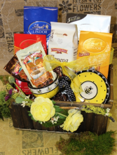 Don't Worry Bee Happy Gift Basket for Any Occassion