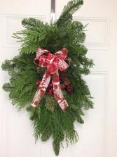 Door Charm Wreath