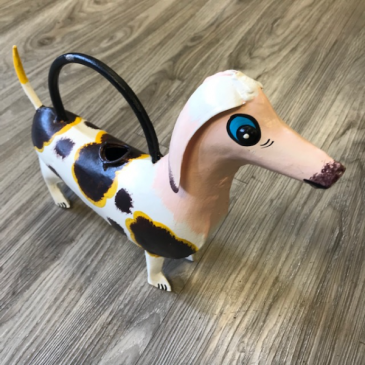 Dora the Dachshund Watering Can