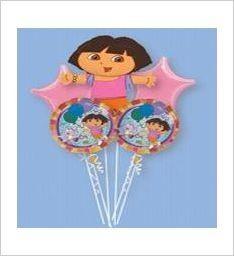 Dora the Explorer Ballloon Bouquet ***SPECIAL PRICE***