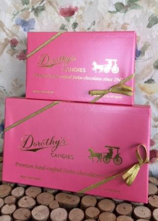 Dorothy's Swiss Chocolates deluxe assortment