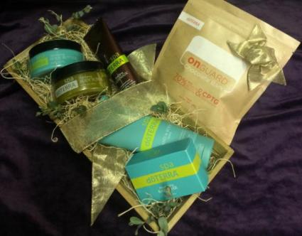doTERRA Spa Gift Set
