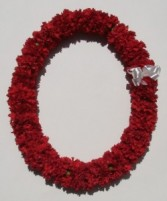 Double Carnations Leis Double Carnations Leis