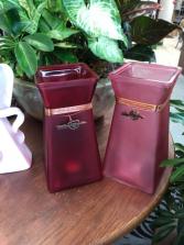 Double Heart Vase - Upgraded Vase