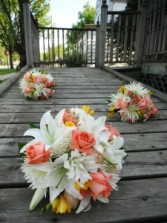 Double Lily Wedding Wedding