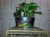 Double Planter Administrative Professionals Day