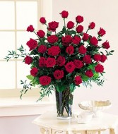 Double the Love Red Roses