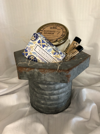 Down to the Nuts and bolts Gift basket
