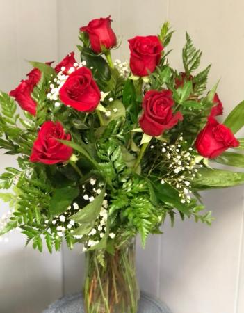DOZ. ROSE SPECIAL! PICK YOUR COLOR! Dozen Roses