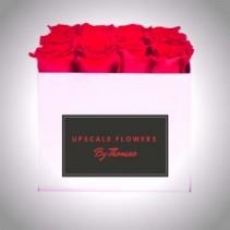 Dozen Boxed Roses