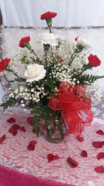 Dozen Carnation Mix