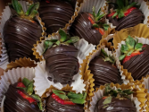 Chocolate Covered Strawberries  Gourmet Chocolate