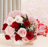 Dozen Designers Choice Mix Rose  Bouquet