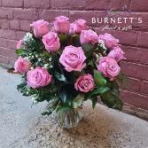 Maritime Roses Vase Arrangement