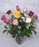 *Special* Mixed Dozen Roses SPECIAL of The Week