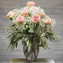 Dozen Pink  Arrangement