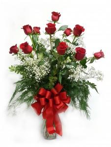 Dozen Red Roses ♥ Roses