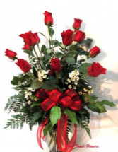 Dozen Roses- Delux