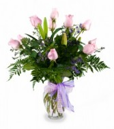 Dozen Roses Long Stem Roses assorted colors available