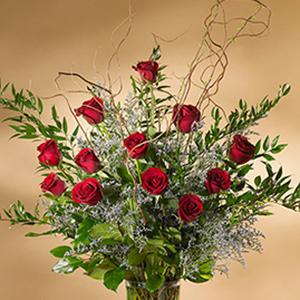 Dozen Roses Premium