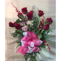 DOZEN ROSES PREMIUM ROSES in Daphne, AL   WINDSOR FLORIST