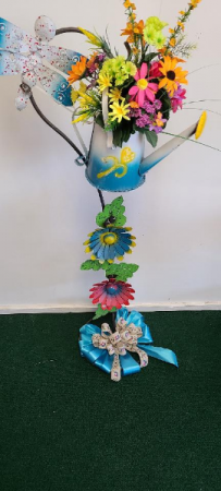 Dragon Fly with watering can Mother's Day