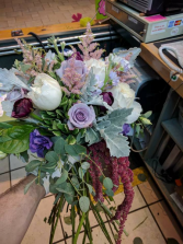 Drama Queen Bridal Bouquet Blossom Shops