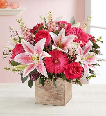 Dream Come True Bouquet assorted flowers