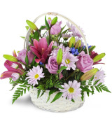 Dreamful Basket - 981 Flower Arrangement