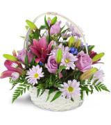 Dreamful Basket - 981 Flower Arrangement