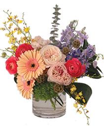 Dreaming Blush Floral Design