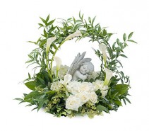 Dreaming with Angels Angel Keepsake Arrangement