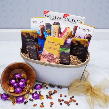 Dreams Deluxe Chocolate Gift Basket