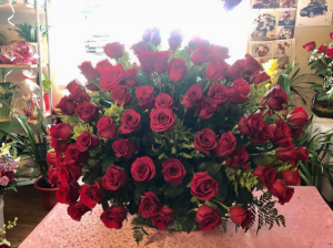 Dreams Do Come True Red Roses in Lancaster, CA | GONZALEZ FLOWER SHOP