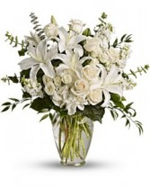 Dreams From the Heart Bouquet Flowers One-Sided