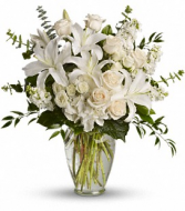 Dreams from the Heart Vase Arrangement