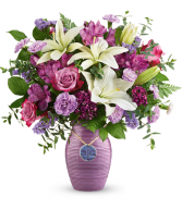 Dreamy Dragonfly Bouquet  (Container may vary) All-Around Arrangement