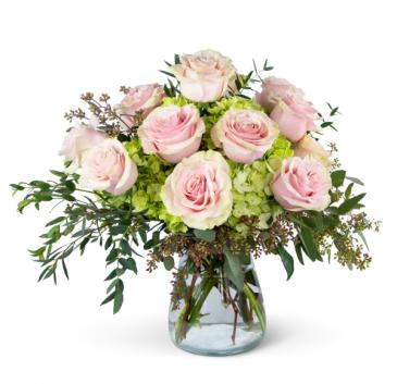 Dreamy Roses Arrangement