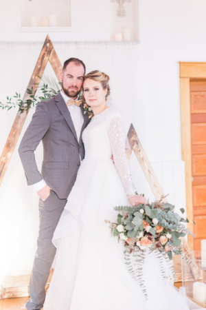 dreamy wedding  in Airdrie, AB | Flower Whispers