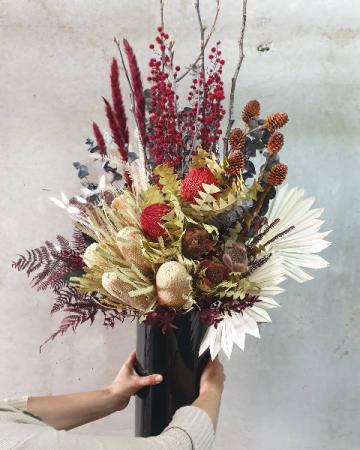 Dried arrangement 4