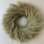 Dried Tarwe Wreath